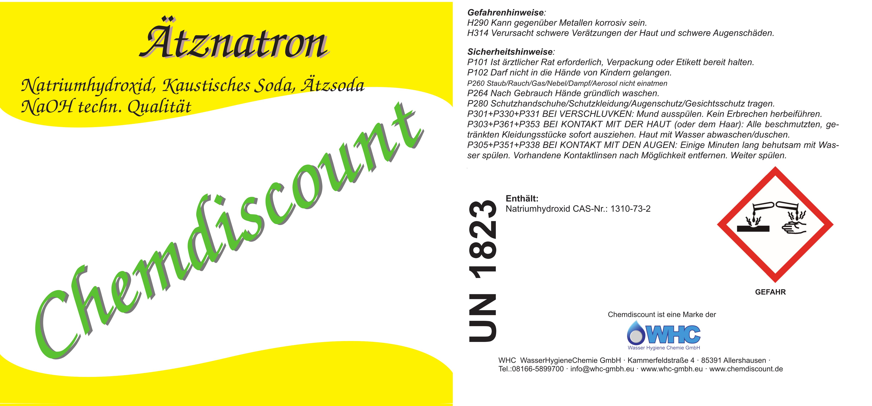1 kg tznatron tzsoda naoh natriumhydroxid mikroperlen